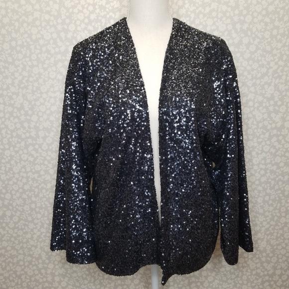 GAP Jackets & Blazers - NWT Gap Sequin Cardigan